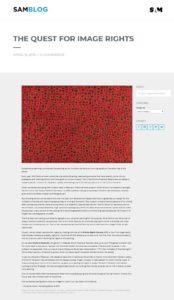 Blog entry written by Christine Ummel Hosler for the Seattle Art Museum in April 2010
