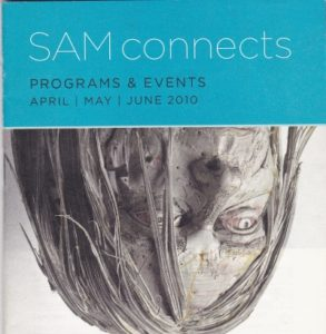 Front cover of the April, May, and June 2010 issue of SAMconnects